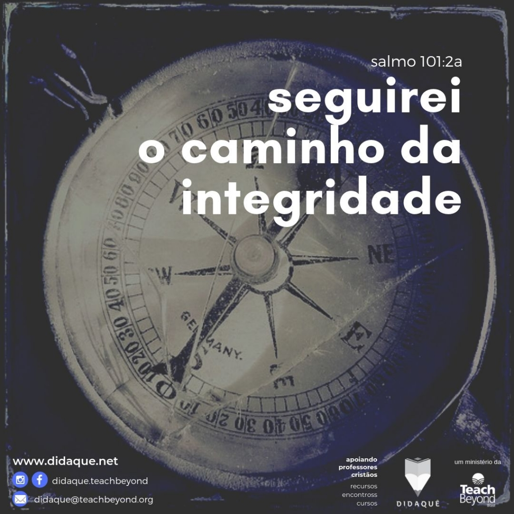 Valor 3 — Integridade